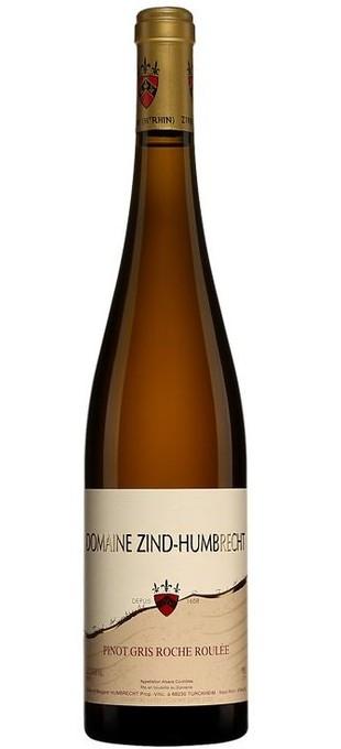2017 ZIND-HUMBRECHT Pinot Gris Roche Roulée