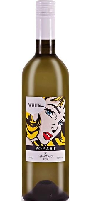 2017 LYKOS Pop Art White