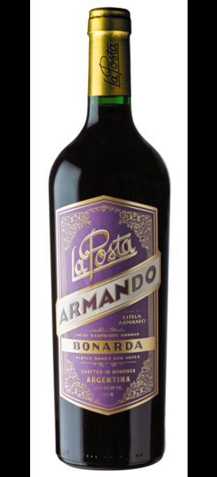 2017 LA POSTA Bonarda Armando