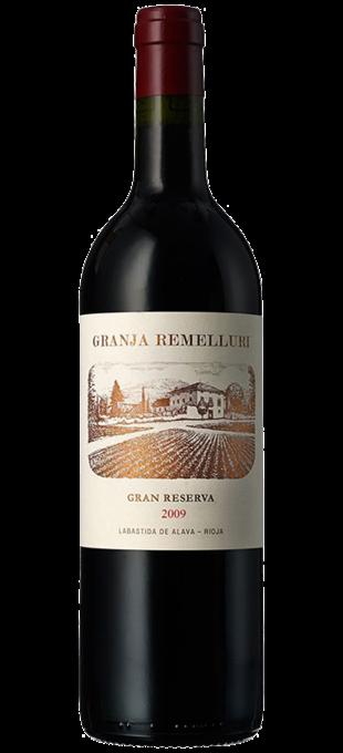 2009 REMELLURI La Rioja Granja Remelluri Gran Reserva