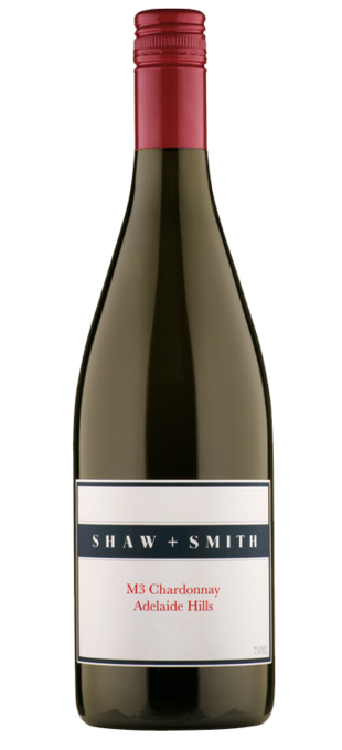 2017 SHAW + SMITH Chardonnay M3
