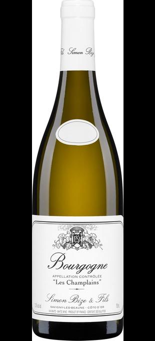 2015 SIMON BIZE Bourgogne Les Champlains Blanc