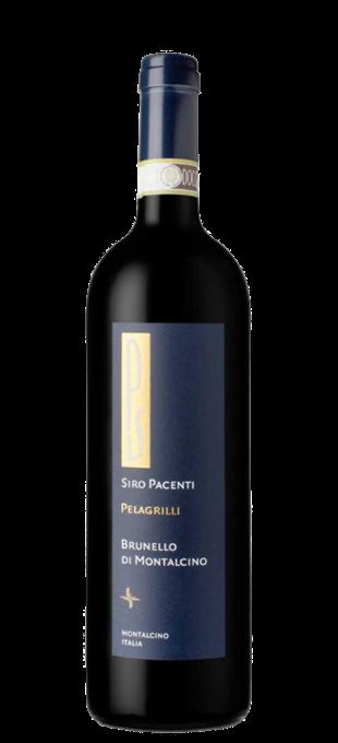 2014 SIRO PACENTI Brunello di Montalcino Pelagrilli