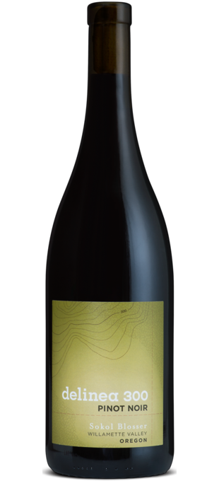 2015 SOKOL BLOSSER Delinea 300 Pinot Noir