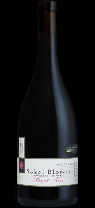 2014 SOKOL BLOSSER Goosepen Block Estate Pinot Noir