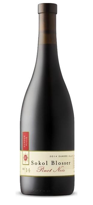 2014 SOKOL BLOSSER Dundee Hills Estate Pinot Noir