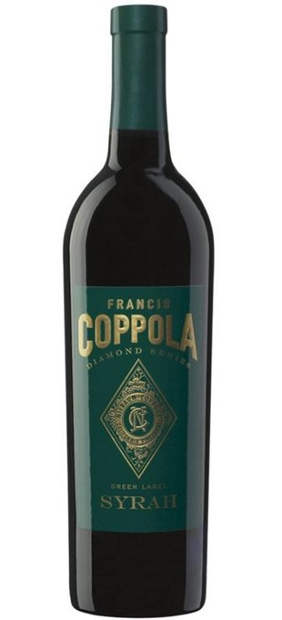 2014 FRANCIS FORD COPPOLA Diamond Collection Syrah