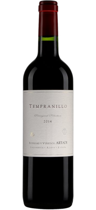 2014 ARTADI Tempranillo