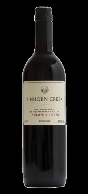 2015 TINHORN CREEK Cabernet Franc