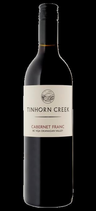 2017 TINHORN CREEK Cabernet Franc