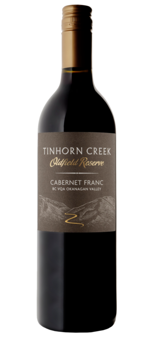 2014 TINHORN CREEK Oldfield Series Cabernet Franc