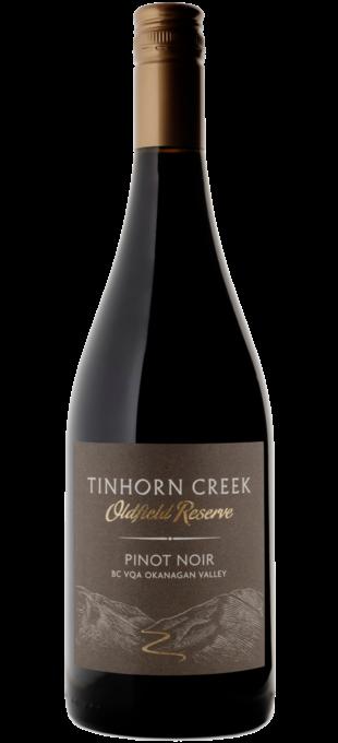 2014 TINHORN CREEK Oldfield Reseve Pinot Noir
