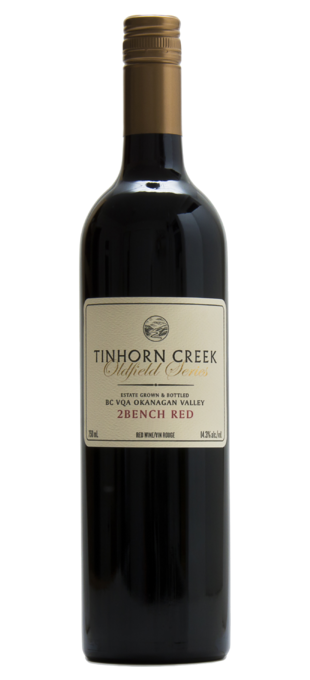 2013 TINHORN CREEK Oldfield Series 2Bench Red