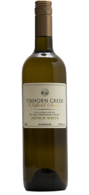 2015 TINHORN CREEK Oldfield Series 2Bench White