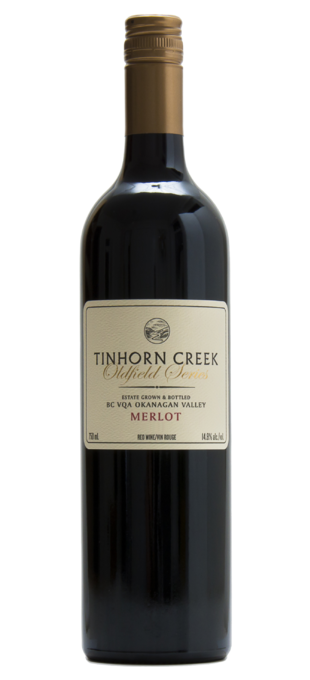 2013 TINHORN CREEK Oldfield Series Merlot