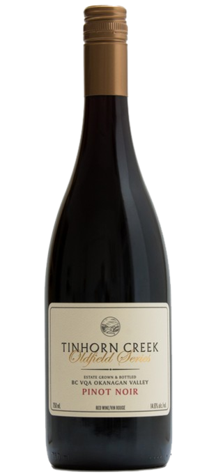 2012 TINHORN CREEK Oldfield Series Pinot Noir
