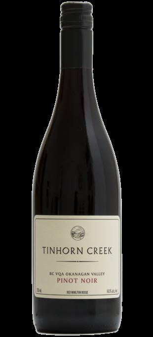 2013 TINHORN CREEK Pinot Noir