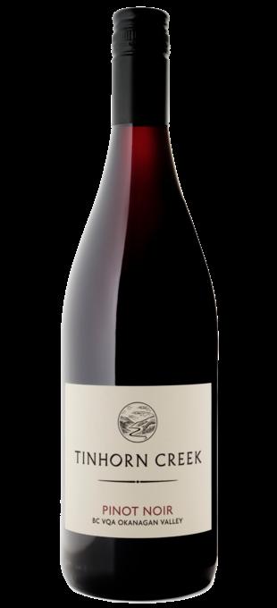 2018 TINHORN CREEK Pinot Noir