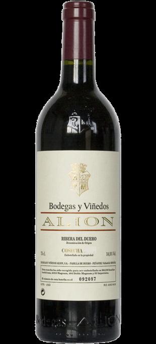 2012 BODEGA Y VINEDOS ALION Alion