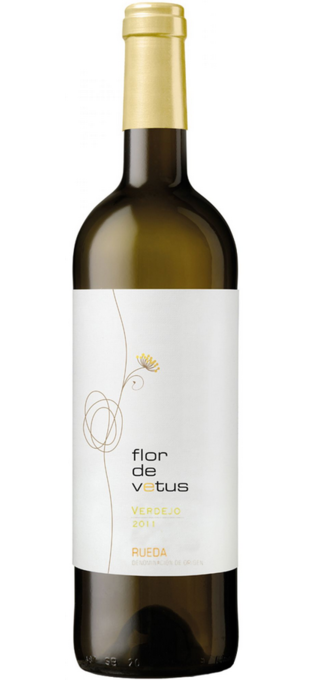 2017 VETUS Rueda Flor de Vetus blanc