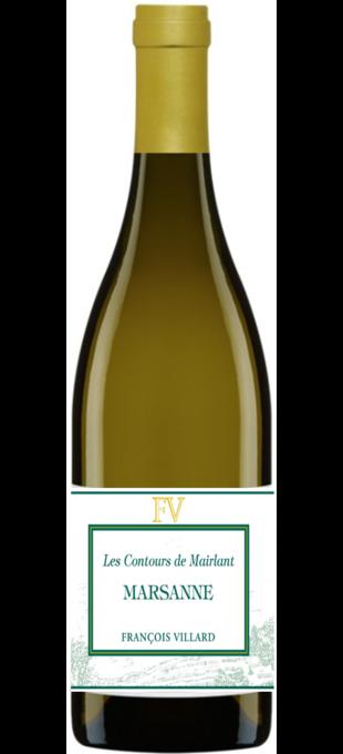 2016 FRANCOIS VILLARD Wine of France Les Contours de Mairlant