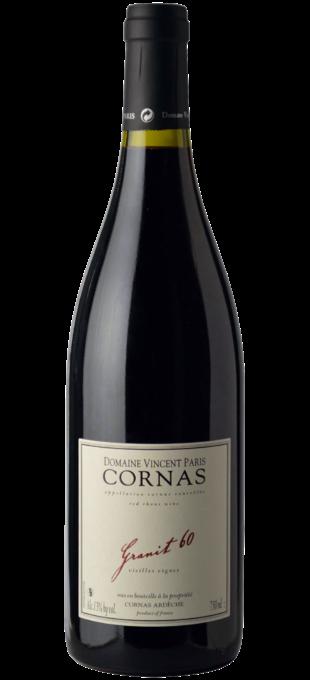 2016 VINCENT PARIS Cornas Granit 60 Vieilles Vignes