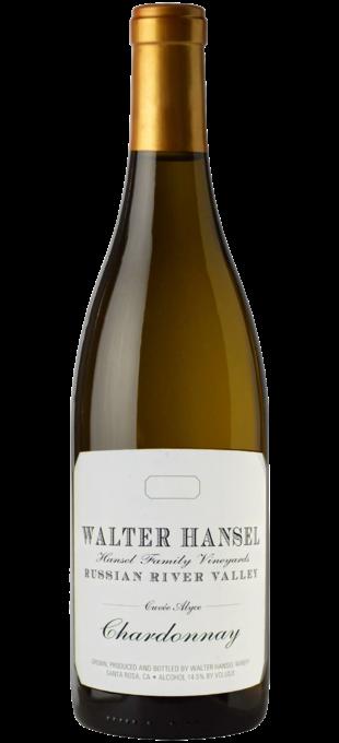2014 WALTER HANSEL Chardonnay Cuvee Alyce