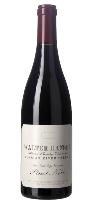 2014 WALTER HANSEL Pinot Noir North Slope