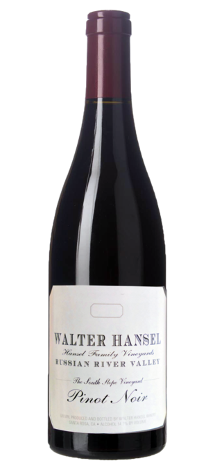 2015 WALTER HANSEL Pinot Noir South Slope