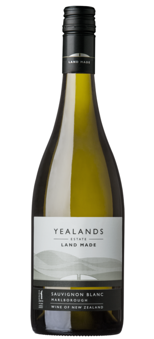 2016 YEALANDS FAMILY WINES Sauvignon Blanc Land Made