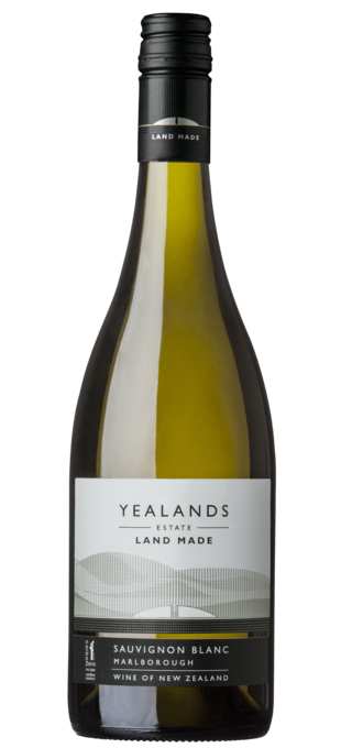2017 YEALANDS Sauvignon Blanc Land Made
