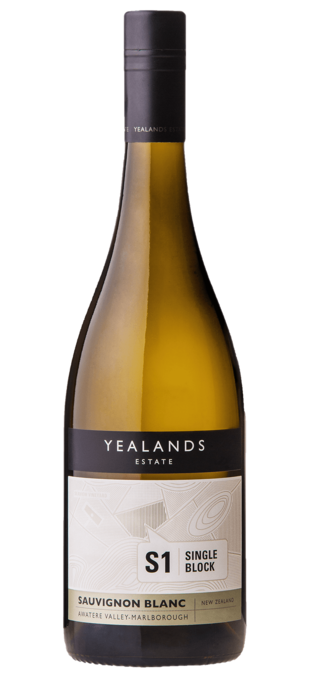 2018 YEALANDS Estate Single Block S1 Sauvignon Blanc