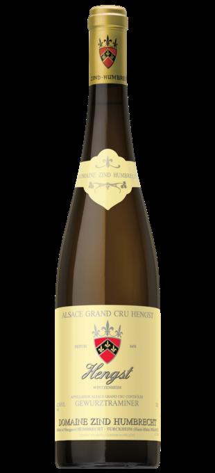 2007 ZIND-HUMBRECHT Gewurztraminer Alsace Grand Cru Hengst