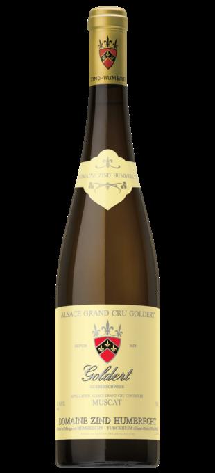 2015 ZIND-HUMBRECHT Muscat Alsace Grand Cru Goldert