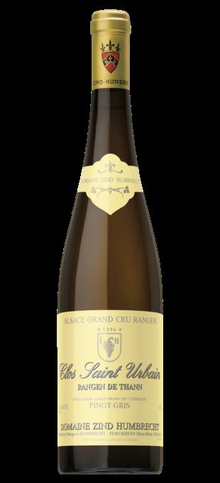 2013 ZIND-HUMBRECHT Pinot Gris Grand Cru Rangen de Thann Clos-Saint-Urbain