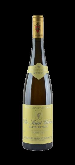 2013 ZIND-HUMBRECHT Pinot Gris Rangen de Thann Clos Saint-Urbain
