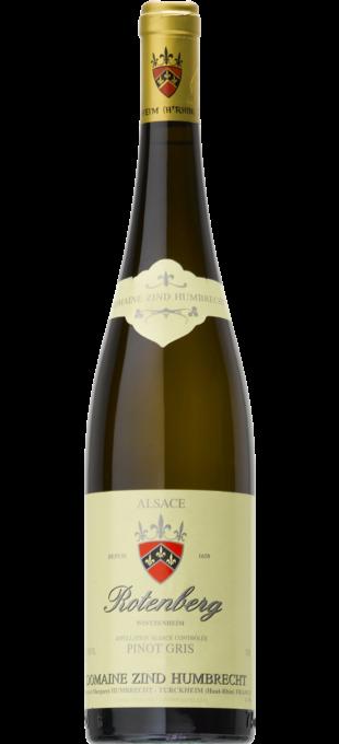 2016 ZIND-HUMBRECHT Pinot Gris Rotenberg