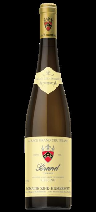 2014 ZIND-HUMBRECHT Riesling Alsace Grand Cru Brand