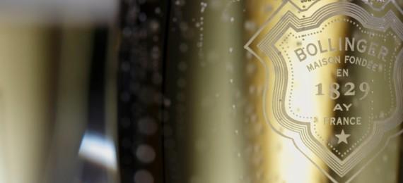 Bollinger - Bubbles in Glass