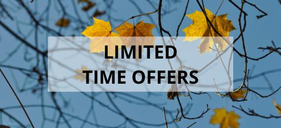 Limited Time Offer - Nov generic