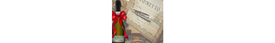 #12DaysOfTrialto - Food and Wine Pairing Featuring Vaporetto Prosecco Brut