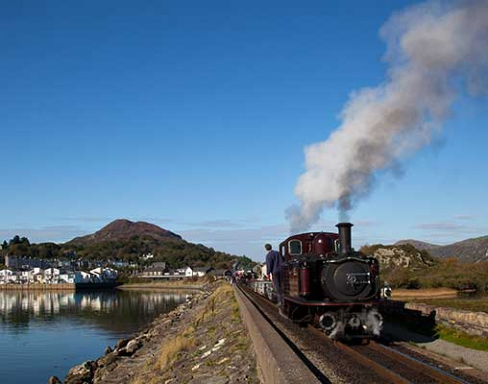 The Ffestiniog Mountain Railway