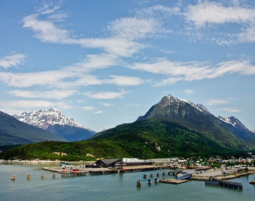 The Port of Skagway