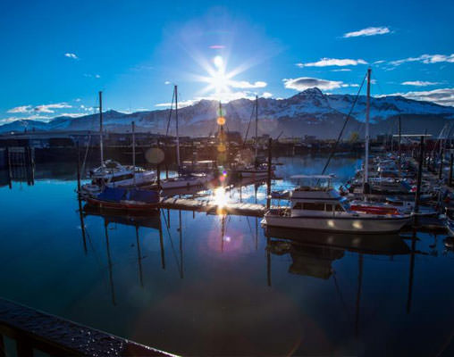 Voyage from Seward to Anchorage