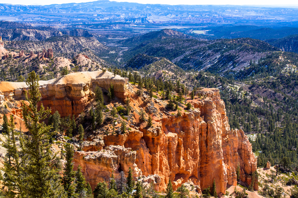 Bryce Canyon with Grand Staircase National Monument