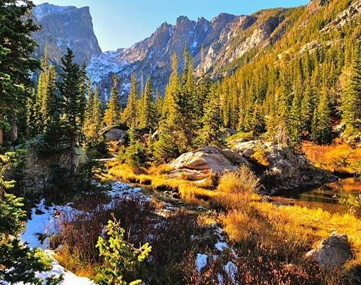 Rocky Mountains National Park