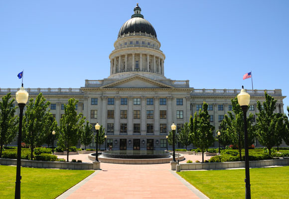 State Building in Salt Lake City