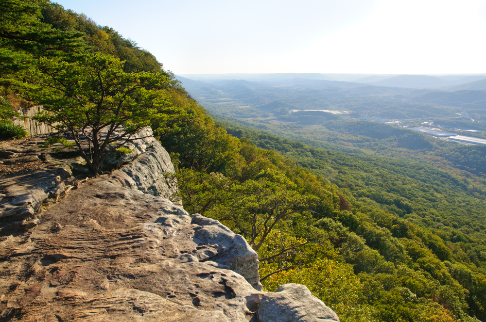 View from Lookout Mountain
