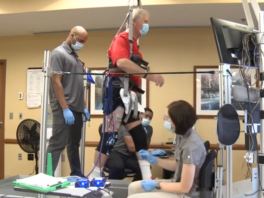 Movement Performance and Locomotor Recovery Clinic