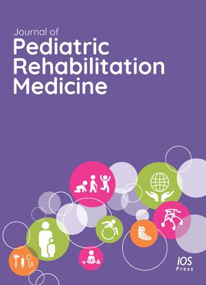 Journal of Pediatric Rehabilitation Medicine